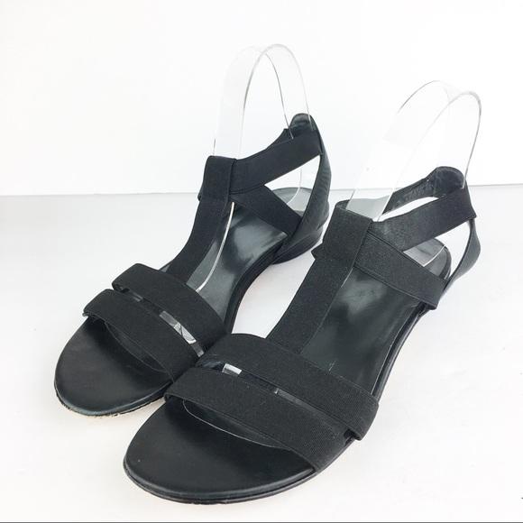Stuart Weitzman Schuhes   Sz 8 schwarz schwarz schwarz 8 Stretch Sandales   Poshmark 9a48c8
